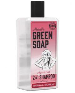 shampoo argan oudh