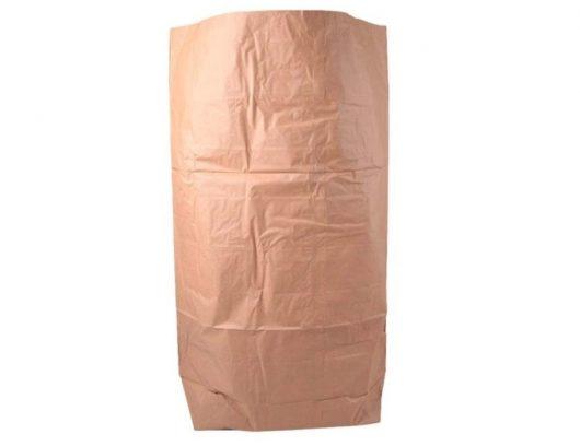 papieren vuilniszakken