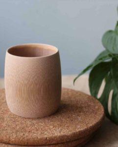 Bamboe wattenstaafjeshouder