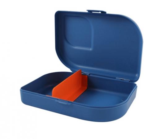 lunchbox nana-blauw