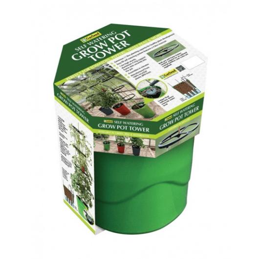 Plantenbak met Waterreservoir verpakking