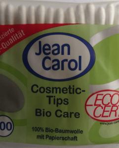 Wattenstaafjes Jean Carol
